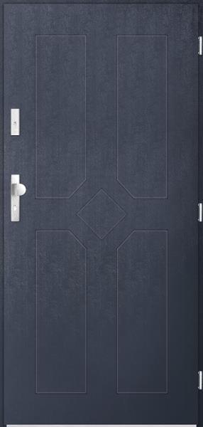 drzwi Polstar Drake - Superior 55 Plus