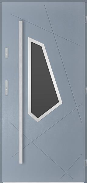 drzwi Polstar Diaz - Superior 55 Plus