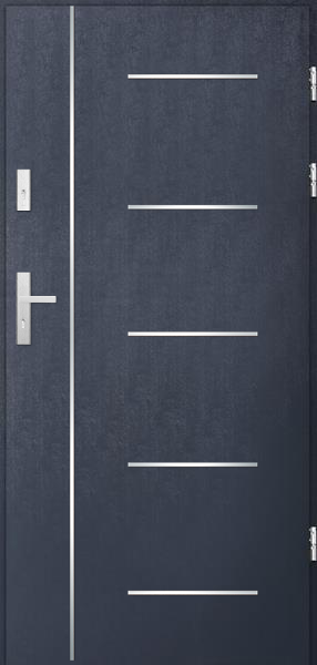 drzwi Polstar Cortez - Comfort 73