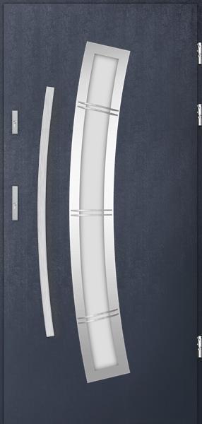 drzwi Polstar Apollo 3D - Comfort 73