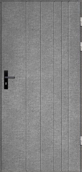 drzwi Polstar Gutenberg - Comfort 73 Plus