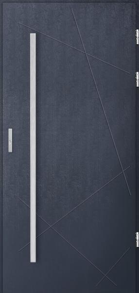 drzwi Polstar Diego - Comfort 73 Plus