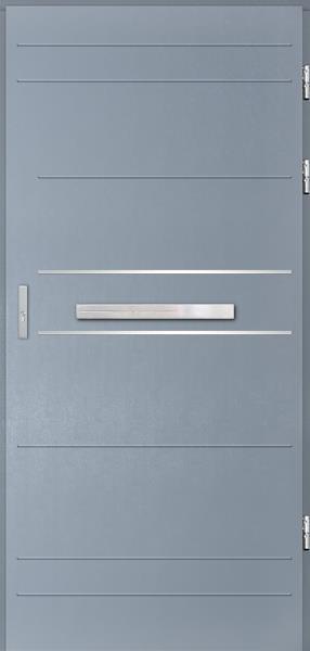 drzwi Polstar Tesla - Comfort 73 Plus