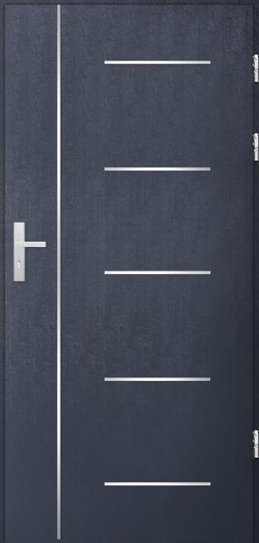 drzwi Polstar Cortez - Comfort 73 Plus