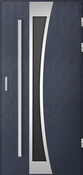 drzwi Polstar Gemini - Comfort 73 Plus