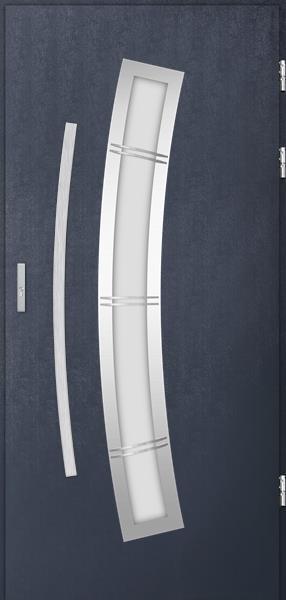drzwi Polstar Apollo 3D - Comfort 73 Plus