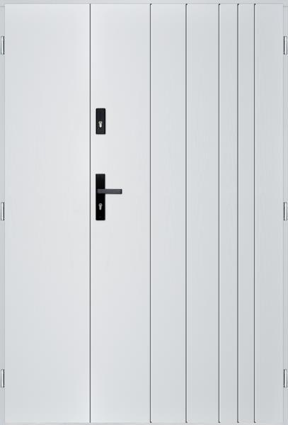 drzwi Polstar Gutenberg - Superior 55 Plus