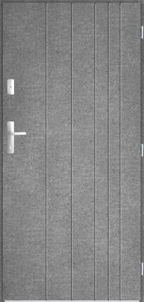 drzwi Polstar Gutenberg - Fast silentium