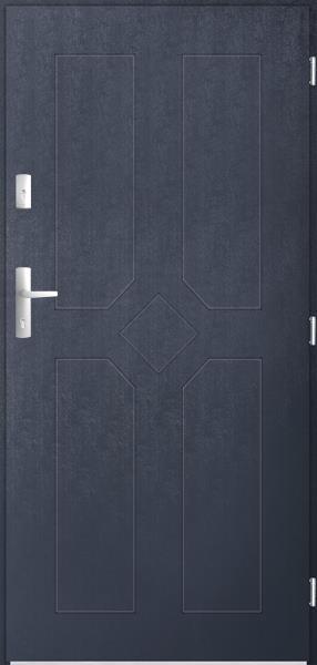 drzwi Polstar Drake - Fast silentium