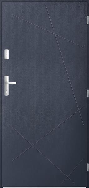 drzwi Polstar Diego - Fast silentium