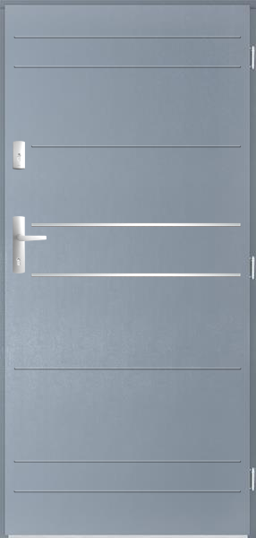 drzwi Polstar Tesla - Fast silentium