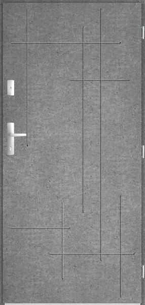 drzwi Polstar Stark - Fast silentium