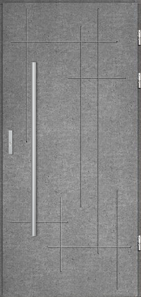 drzwi Polstar Stark - Comfort 73 Plus