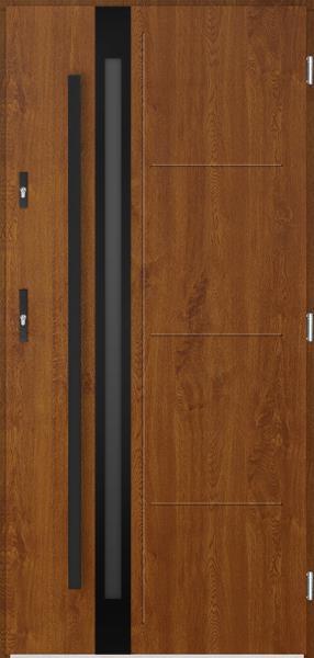 drzwi Polstar Galileo noir - Superior 55