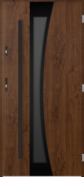 drzwi Polstar Gemini noir - Superior 55