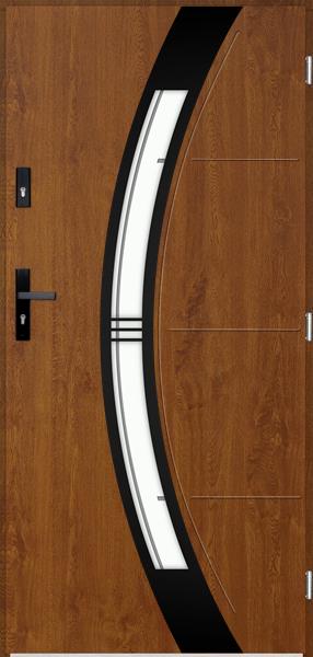 drzwi Polstar Andromeda noir - Superior 55 Plus
