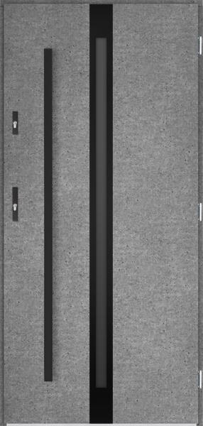 drzwi Polstar Lemos noir - Fast