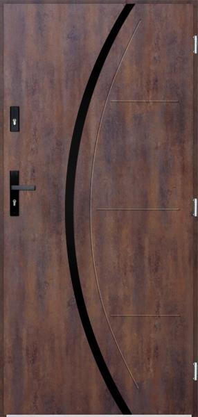 drzwi Polstar Phoenix noir - Fast