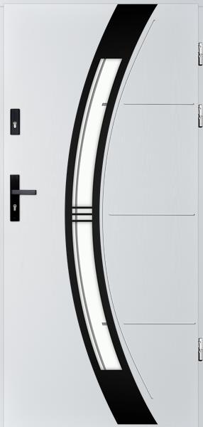 drzwi Polstar Andromeda noir - Comfort 73