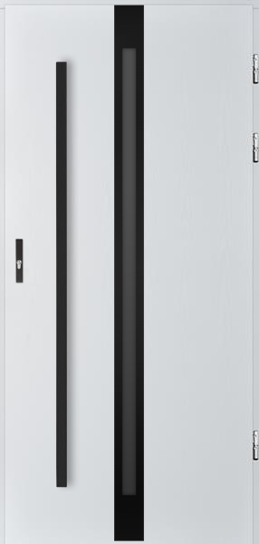 drzwi Polstar Lemos noir - Comfort 73 Plus
