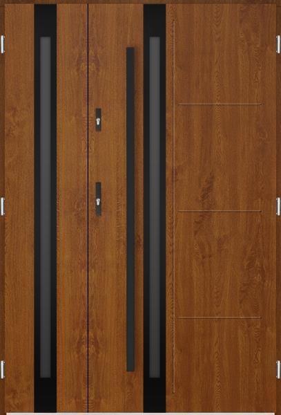 drzwi Polstar Galileo noir - Superior 55 Plus