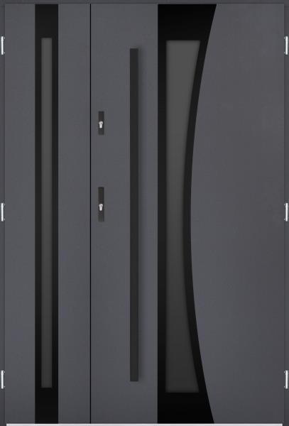 drzwi Polstar Gemini noir - Superior 55 Plus