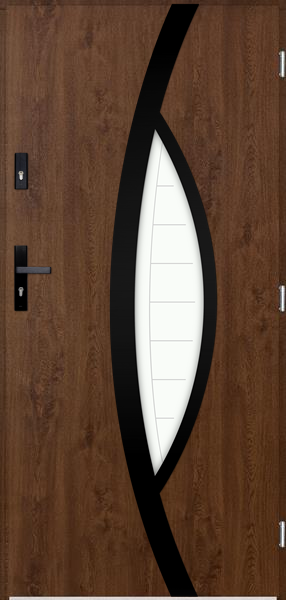 drzwi Polstar Pegasus noir - Superior 55