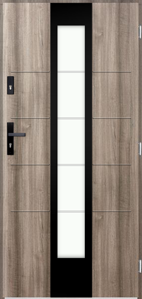 drzwi Polstar Torres noir - Superior 55