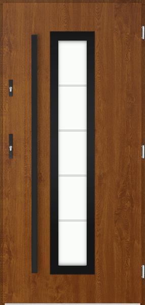 drzwi Polstar Hevelius noir - Superior 55