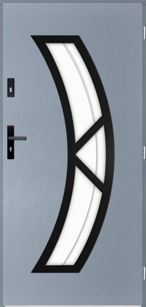 drzwi Polstar Orion noir - Superior 55 Plus