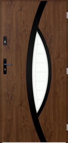 drzwi Polstar Pegasus noir - Superior 55 Plus