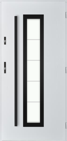 drzwi Polstar Hevelius noir - Superior 55 Plus