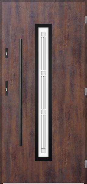 drzwi Polstar Magellan noir - Superior 55 Plus