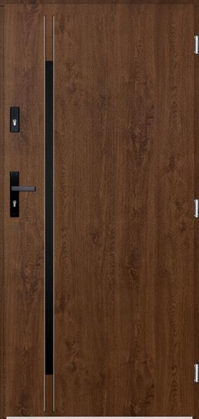 drzwi Polstar Alvarado noir - Superior 55 Plus