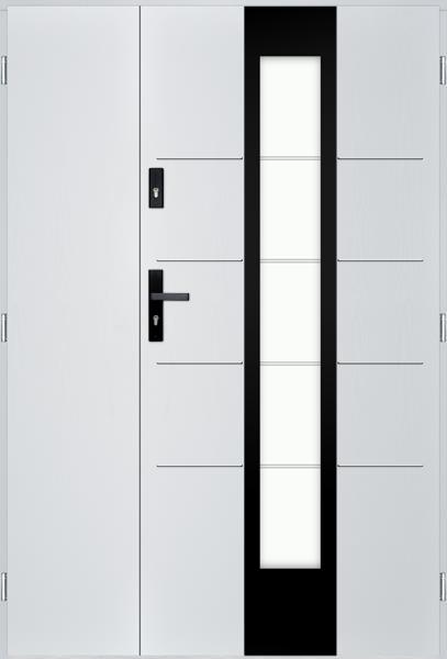 drzwi Polstar Torres noir - Superior 55 Plus