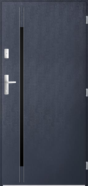 drzwi Polstar Alvarado noir - Fast silentium