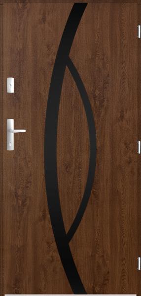 drzwi Polstar Kastor noir - Fast silentium