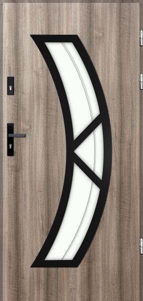 drzwi Polstar Orion noir - Comfort 73
