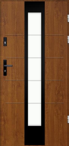 drzwi Polstar Torres noir - Comfort 73