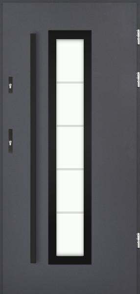 drzwi Polstar Hevelius noir - Comfort 73