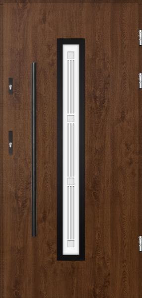 drzwi Polstar Magellan noir - Comfort 73