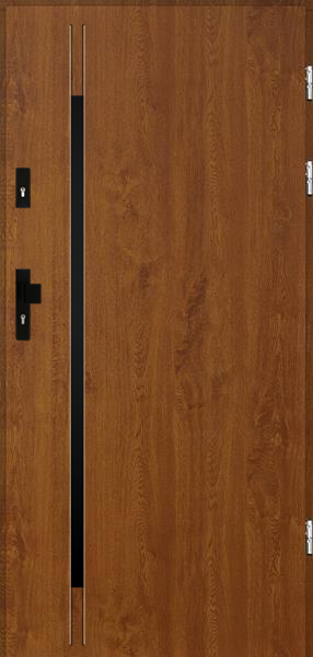 drzwi Polstar Alvarado noir - Comfort 73