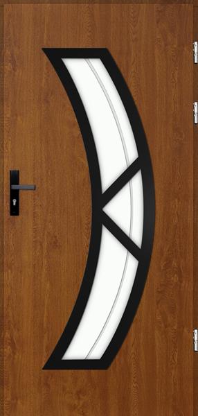 drzwi Polstar Orion noir - Comfort 73 Plus