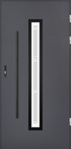 drzwi Polstar Magellan noir - Comfort 73 Plus