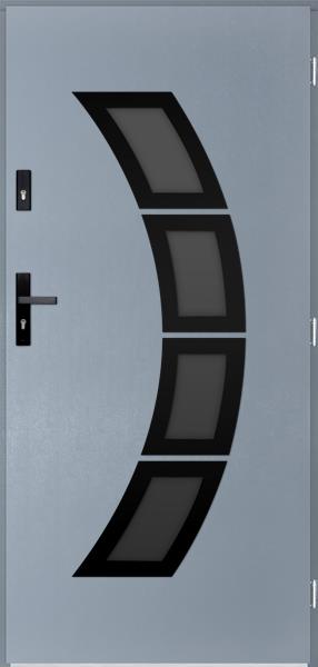 drzwi Polstar Taurus noir - Superior 55