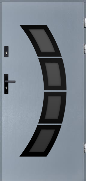drzwi Polstar Taurus noir - Comfort 73
