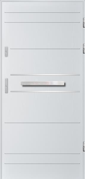 drzwi Polstar Tesla - Aluthermo lock