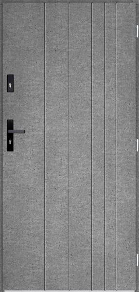 drzwi Polstar Gutenberg - Superior 55
