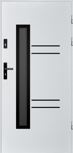 drzwi Polstar Avila noir - Aluthermo lock