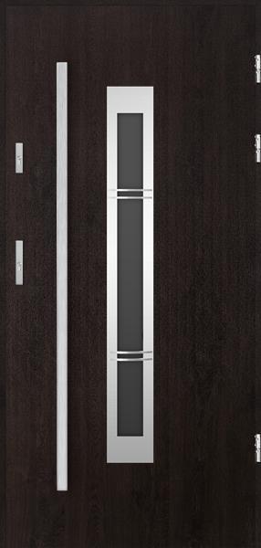 drzwi Polstar Newton 3D - Aluthermo lock